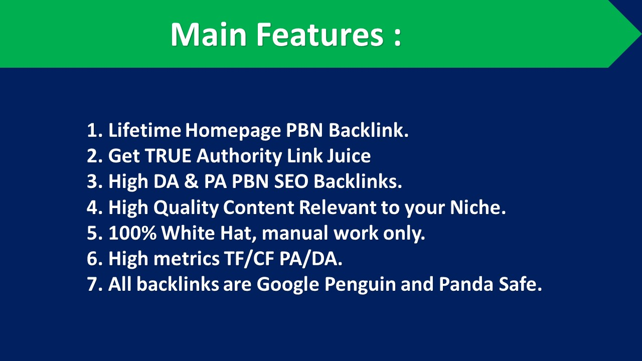 Create Manually 10 PBN Homepage DA 30 To 50 TF 15 + CF 25+ with 500 2nd Tier Backlinks
