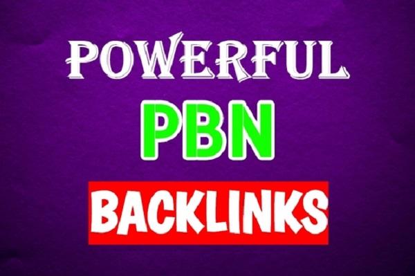 2020 Updated 15 High PA DA TF CF HomePage PBN SEO Backlinks and 1500 2nd Tier