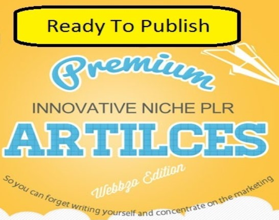 Get 100,000 Ready To Publish PLR Private Label Rights Articles