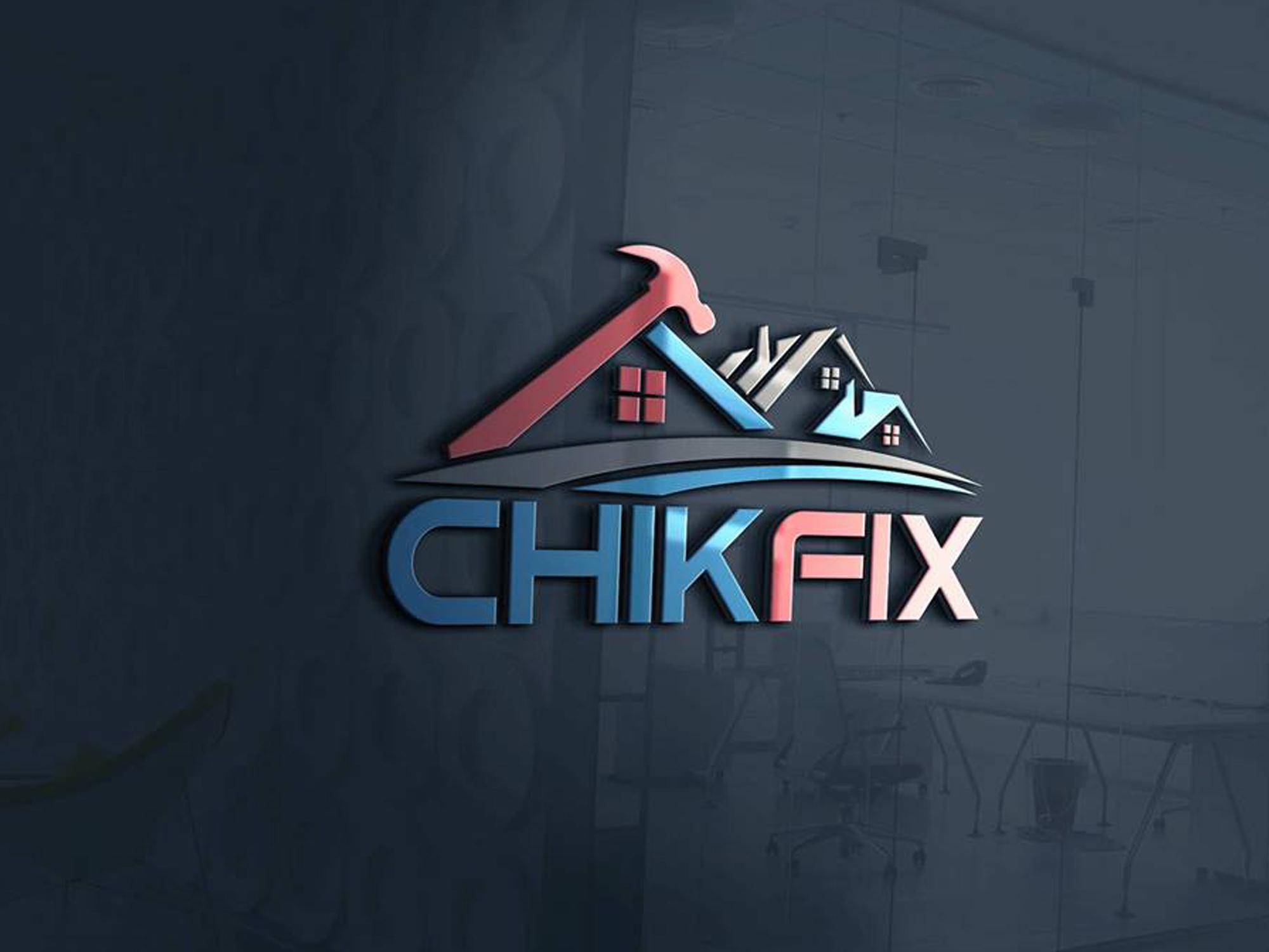I Creative Professional business Logo
