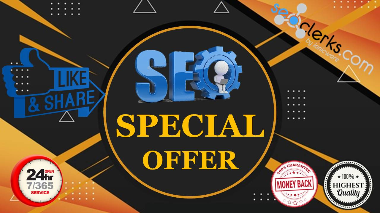 Rocket Delivery 5,000 Real High Quality Social Signals PR10 to Improve SEO and Boost Google Ranking