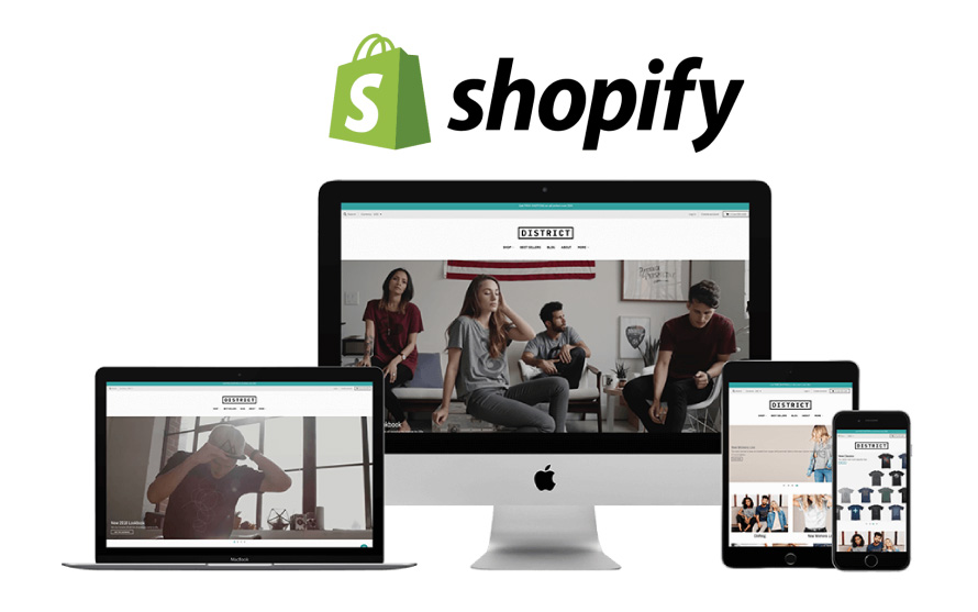 Design Professional Shopify Website - SEO & SPEED OPTIMIZED