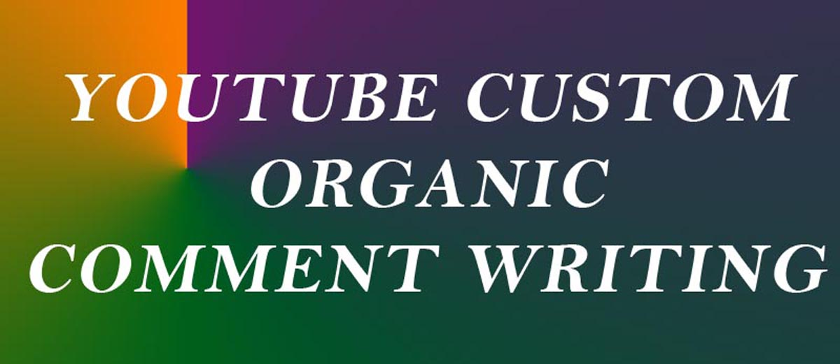 YouTube video promotion with service