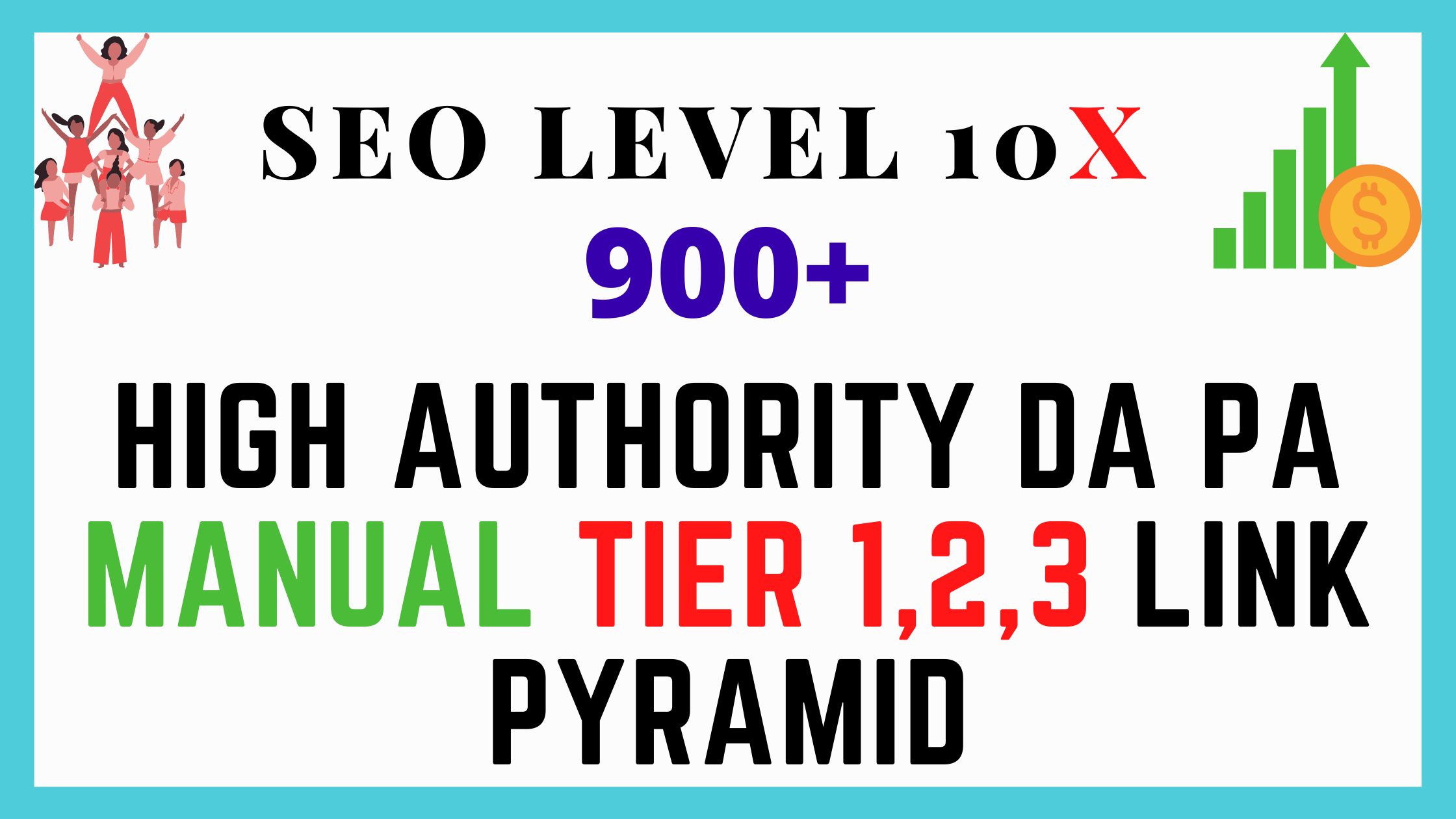 I Will Create 925+ High DA PA Diversity Tired Link Building to Boost your Google Ranking Quickly