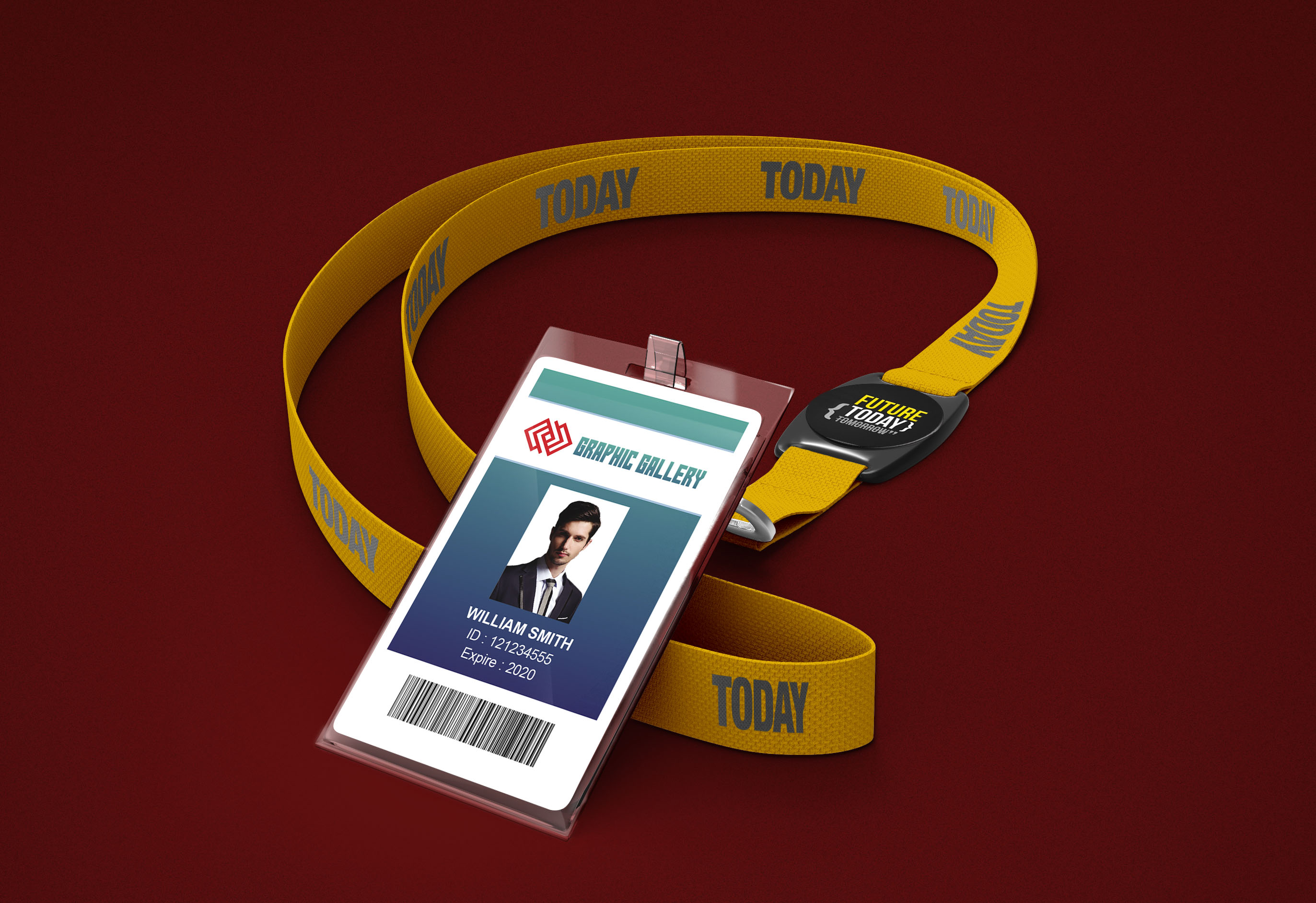 ID Card Design Professional within 24 hours