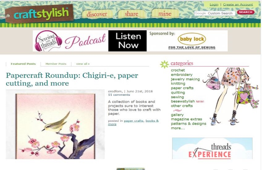 Write and Publish Guest Post On Lifestyle Blogs craftstylish. com