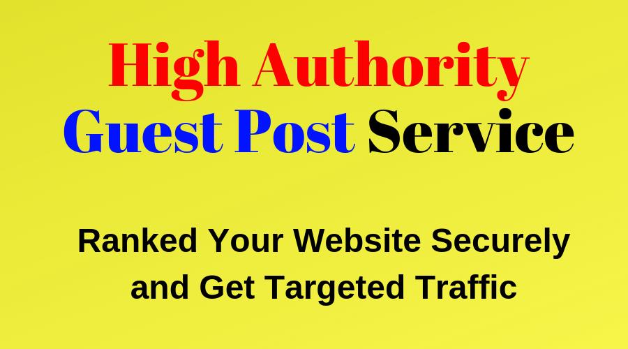 Guest Posting on Premium Sites   Domain Authority 96