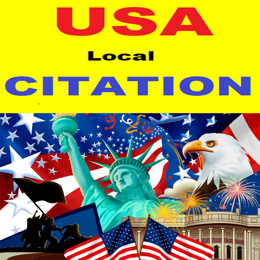 we will do 450 USA local citations for your business
