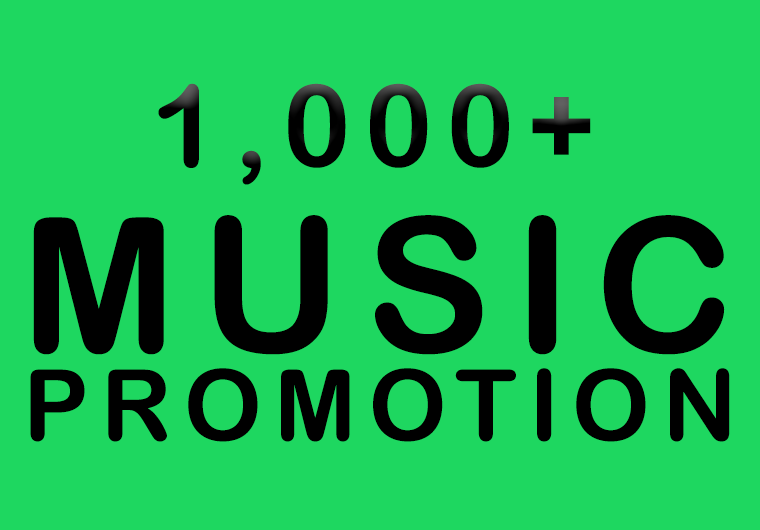 1000+ Real Streams on Your Song,  Album,  or Playlist Music Promotion