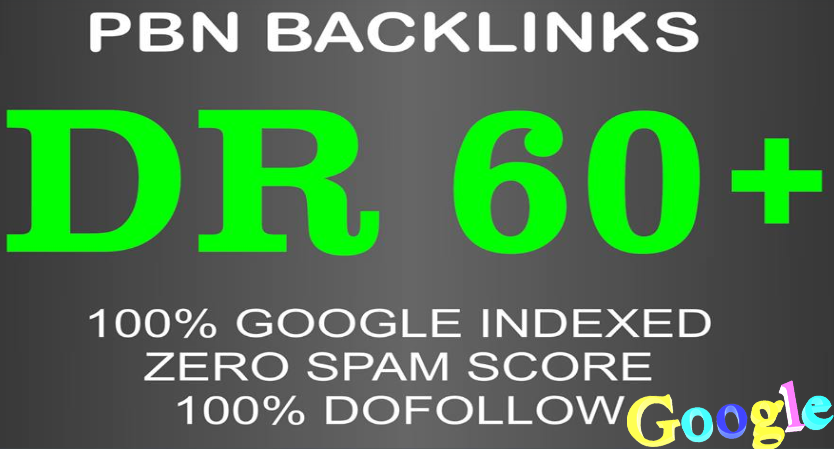 10 PBN DR60+ dofollow permanent homepage pbn backlinks