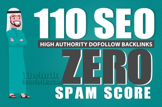 High authority dofollow backlinks