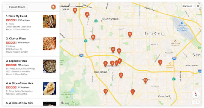 setup 20 google business maps with apple maps business rankings
