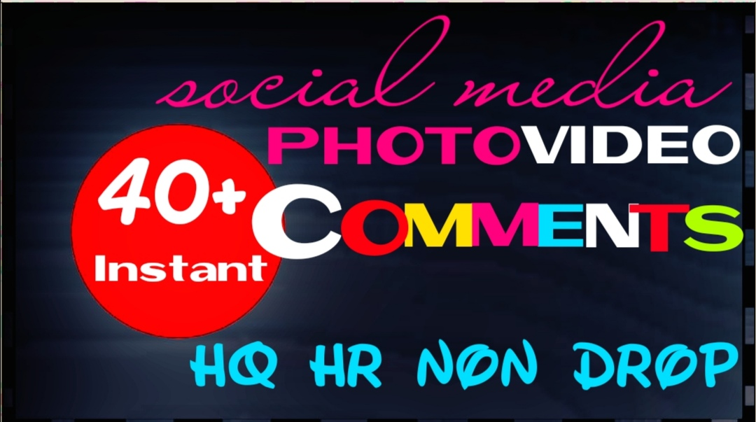 Add 40+ social promotion professionally