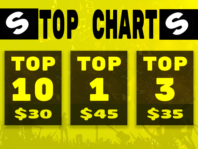 Guaranteed Top One Rank Your Spinnin Records Talent Pool Real Promotion