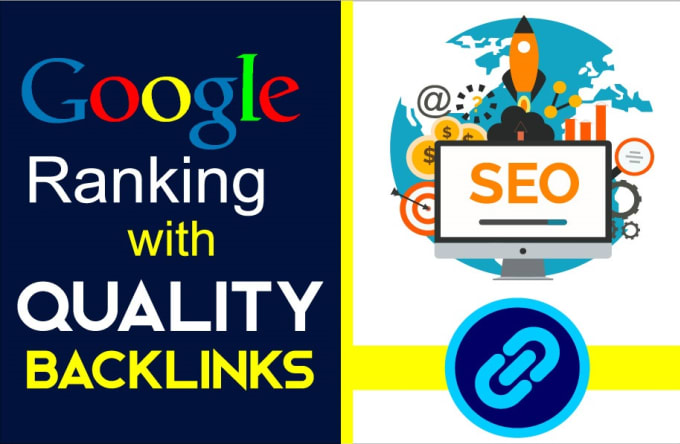I will Manually do 20 high quality SEO backlinks link building google top ranking