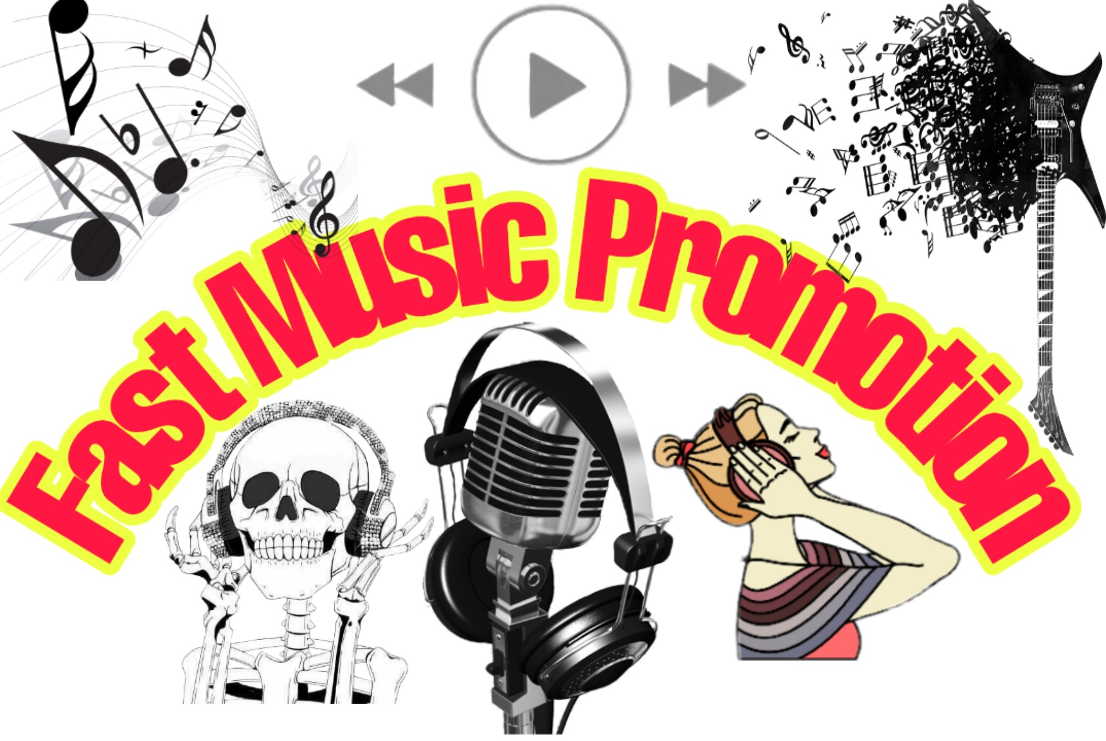 Fast Music Promotion World wide