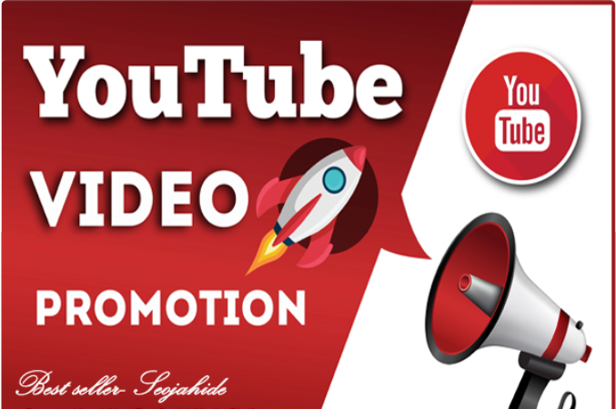 SUPPER FAST YOUTUBE VIDEO PROMOTION Via World Wide User