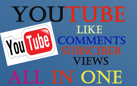 YouTube Video Promotion Pack All In One Supper Fast