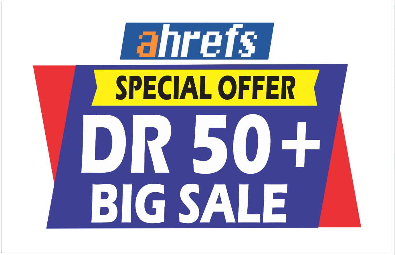 increase ahrefs domain rating DR very fast