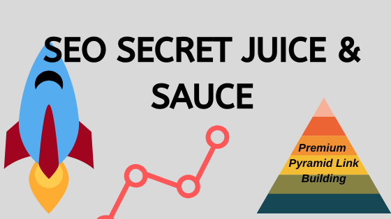 New 2020 SEO SECRET Juice & Sauce for Boosting Rankings in Google