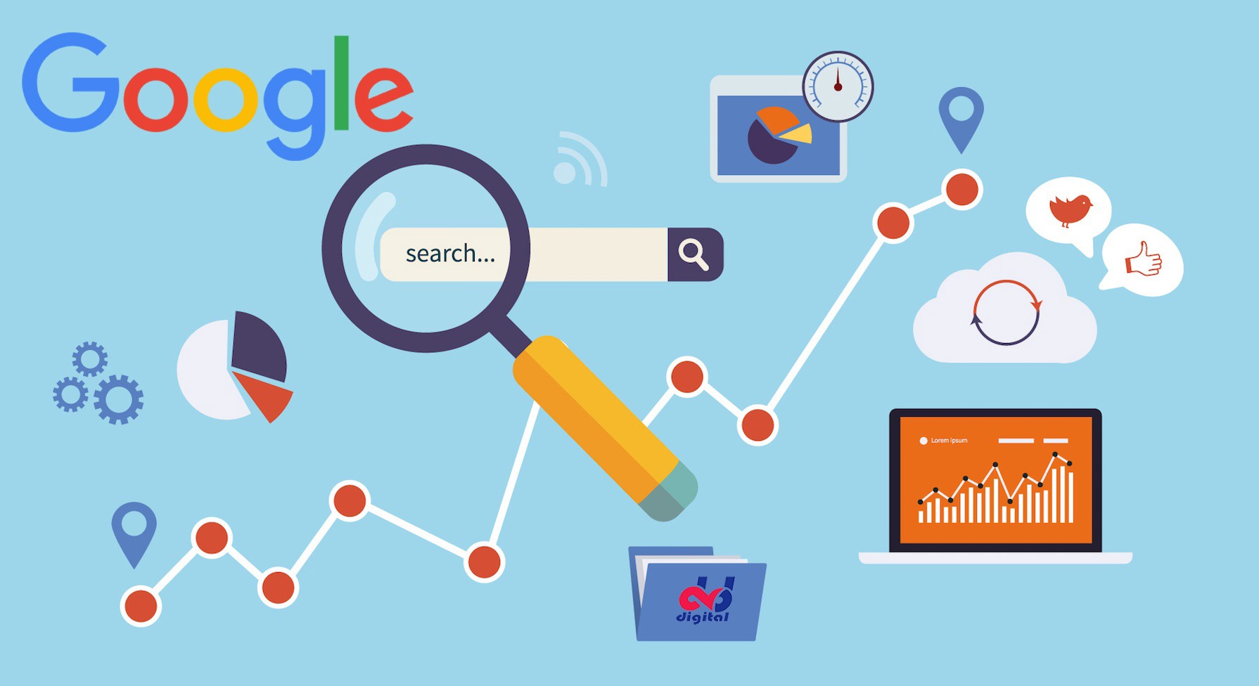 Top UP GIVE YOU Google 1st Page Target Country - Ranking to the Website Top and 1st page on Google