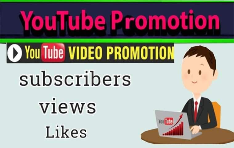 Organic YouTube promotion Non-Drop High Quality Lifetime Guarantee via social meadia marketing