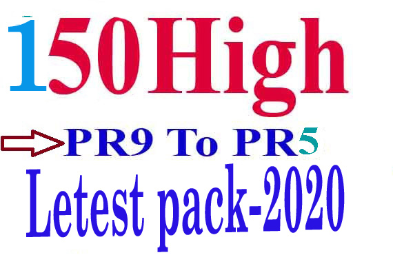 I Can Do Google Rankings With 150 High Pr9 To Pr5 SEO Backlinks yoursite