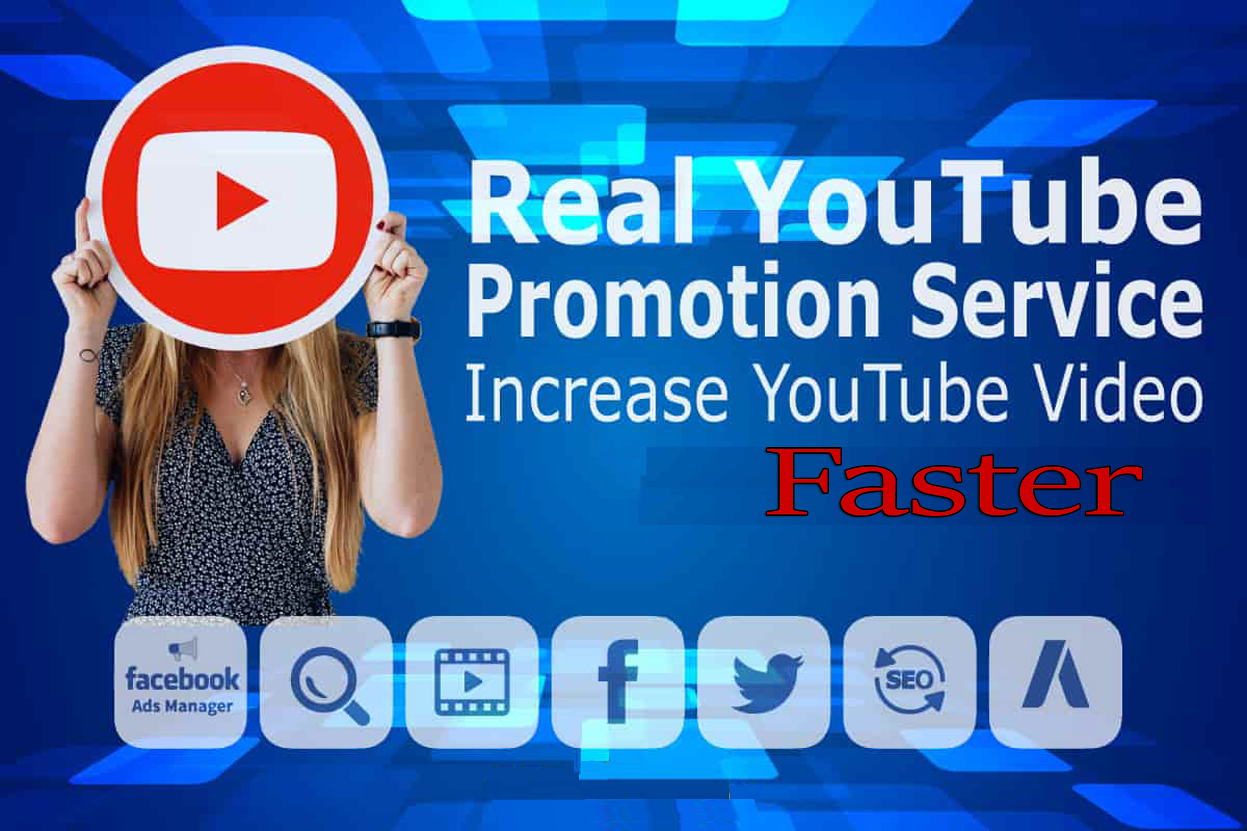 Videos Viral Promotional Package YouTube Video Viral promotion