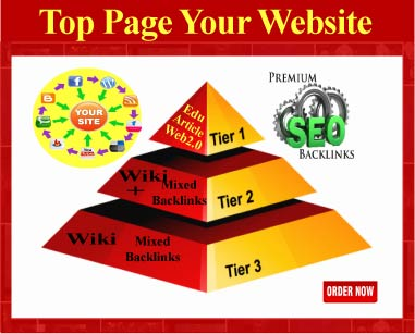 Manual Unique 20 Link Pyramid Backlinks, link building boost your website Top on Google