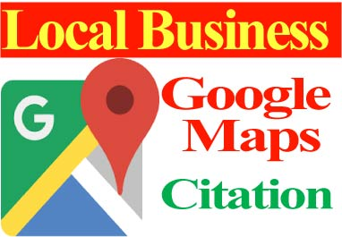 Manual 50 Google Maps citation for local SEO,local business listing,directory submission