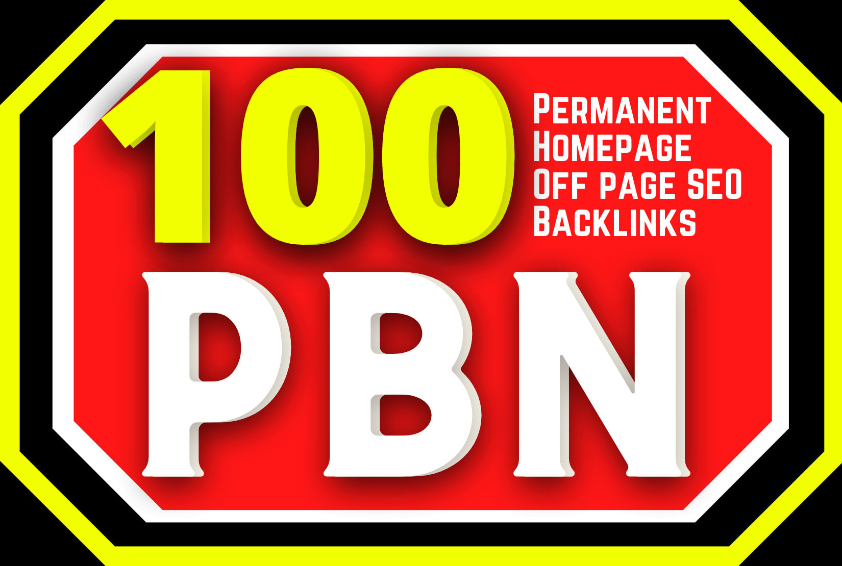 Build 100 Homepage & Dofollow PBN DA/PA 25 to 50+