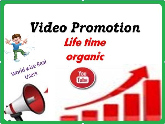 Increase Channel Promotion & Social Media Marketing