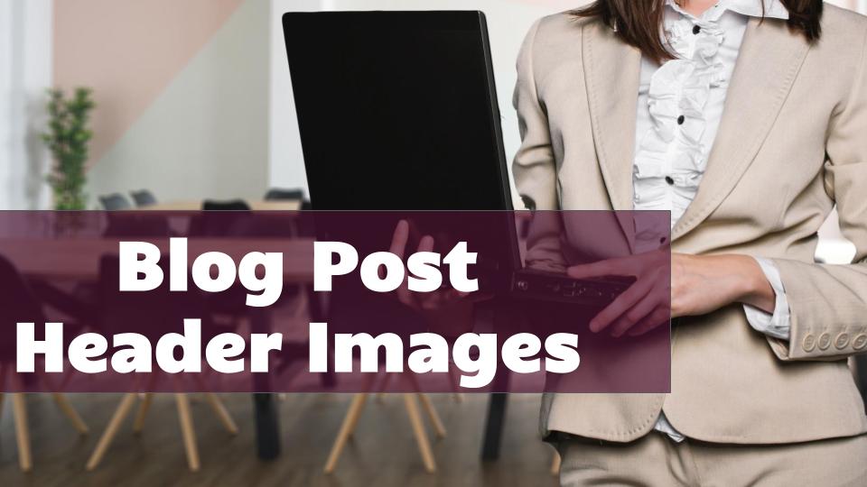 I will Design Blog Posts Images For Your Blog