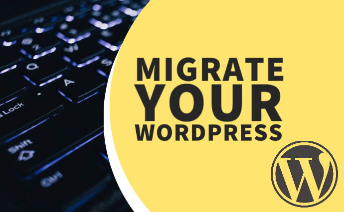 migrate your wordpress from bluehost to any cloud vps dedicated server