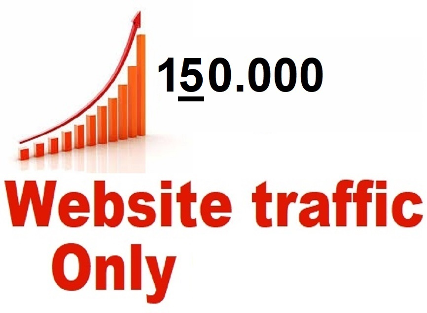 Real Web Traffic 150,000 Worldwide Traffic