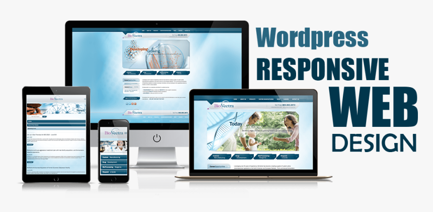 I will create business WordPress website design