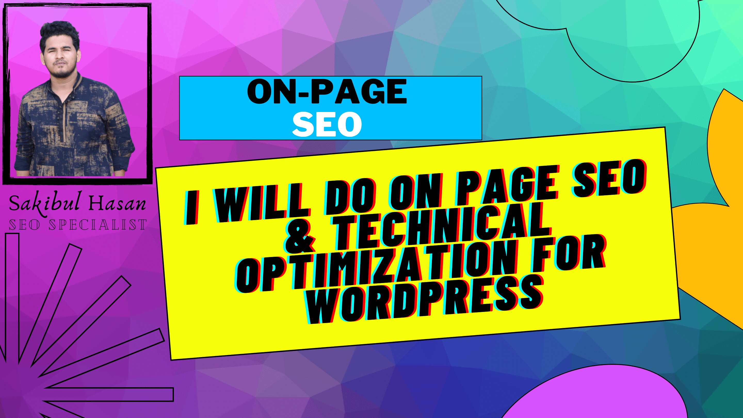 I will Fixe Your On Page SEO and Technical SEO Errors and Optimization Your Website