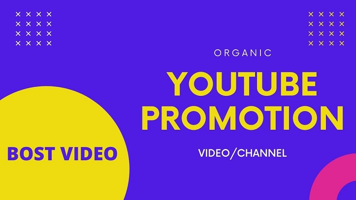 Professional And Organic Top YouTube video promotion