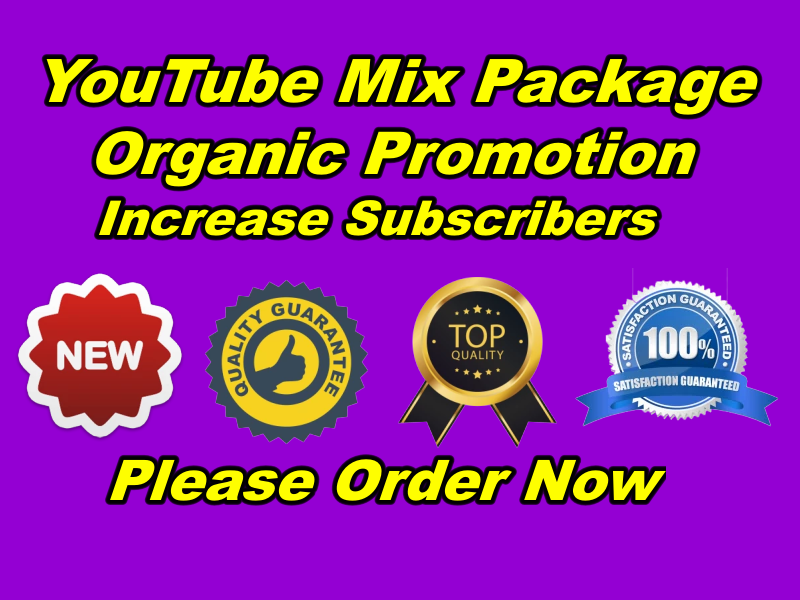 Exclusive Natural Hot new 2020 YouTube Promotion Deal