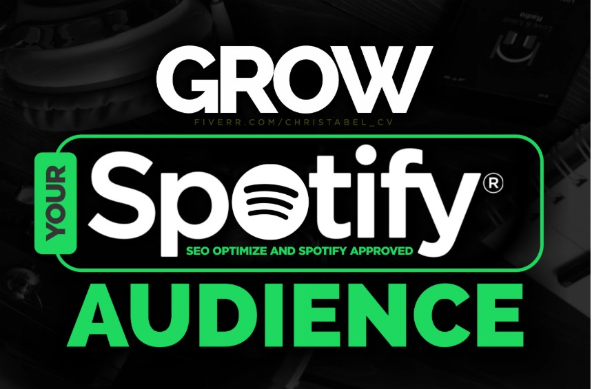 Organic 5000 Music Promotion for Your Track,  Album or Playlist in 24 Hours