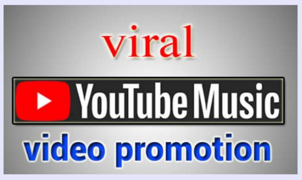 Promote your music video or any kind of video