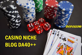 Do 10 Casino. Poker. Gambling Related Dofollow Niche Themed Blog Commenting