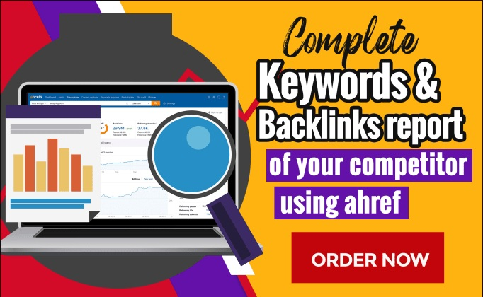 I will give SEO ranking keywords of your 10 competitor websites