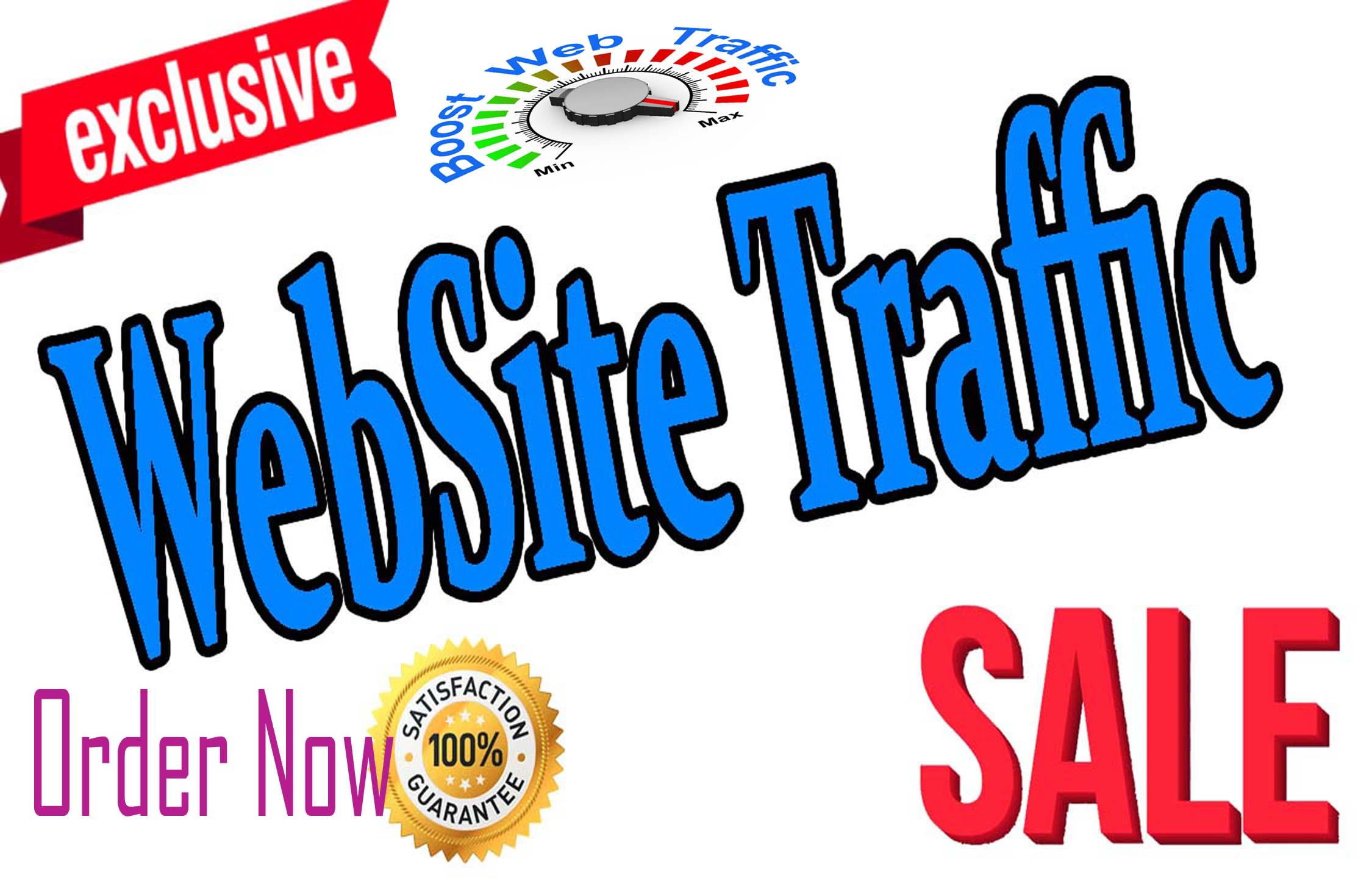Get 3000+ country targeted traffic with Best quality for your website