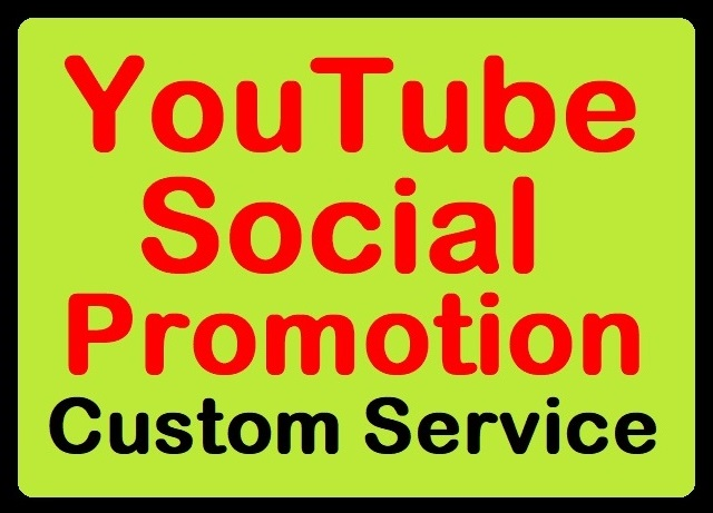 Custom Order Promotion for Organic Services