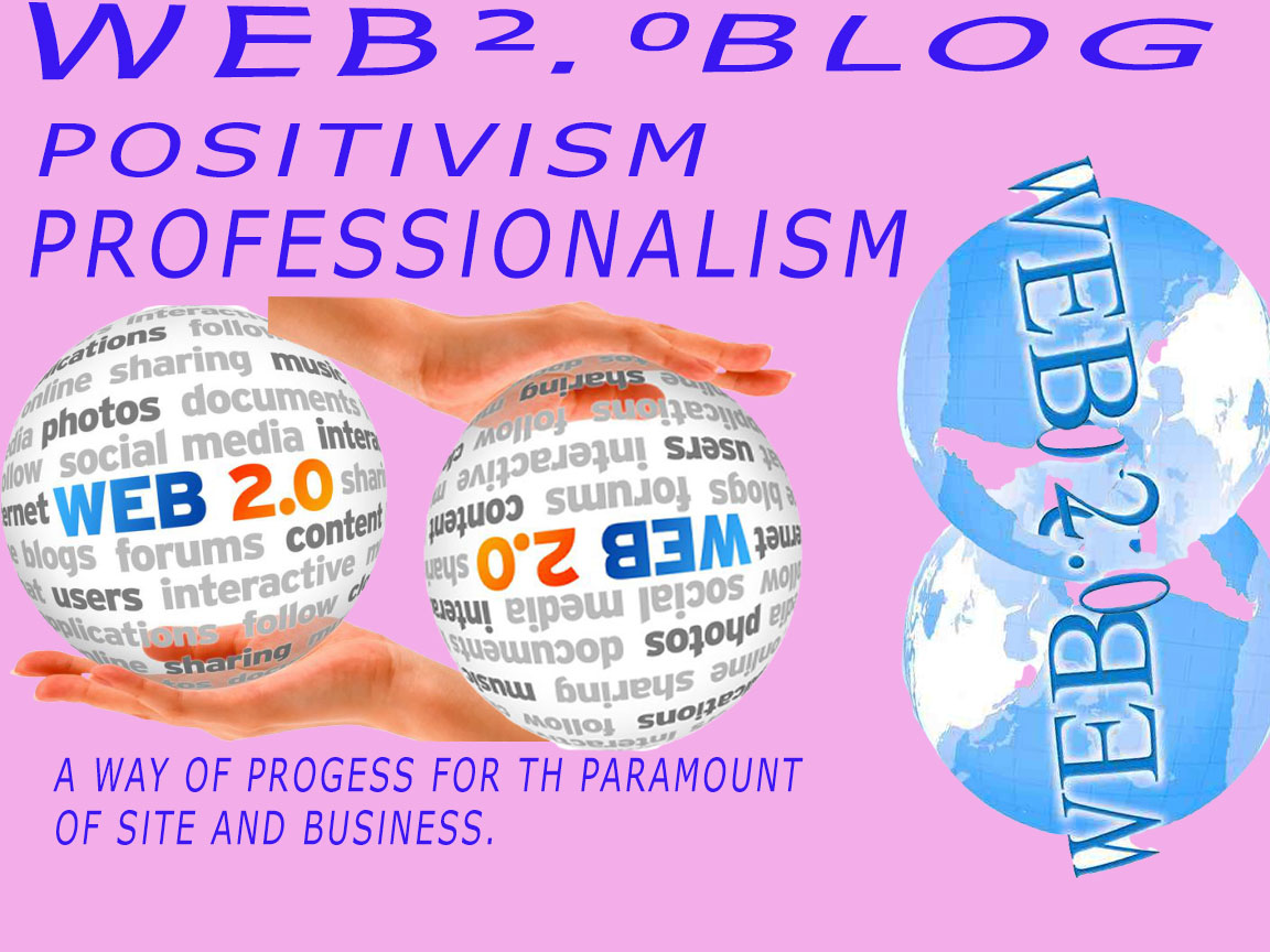 I am conversant and competent for 26 legitimate and Promising Web 2 blog with dedicated image.