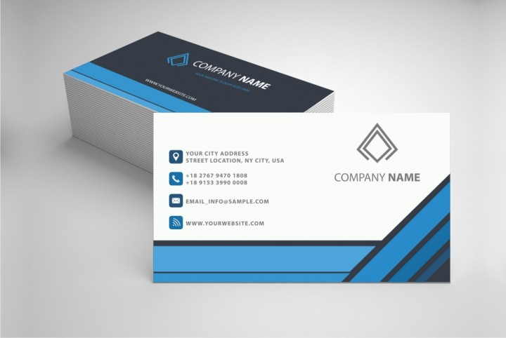 Design Business Cards For You with High Quality