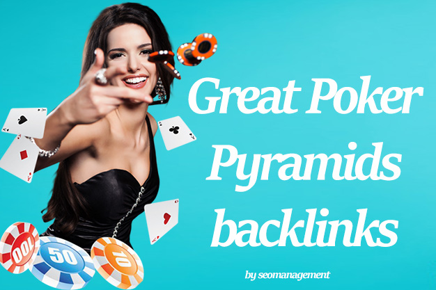 999 Poker PBN Pyramids backlinks Super boost SEO Link-building for ranking high
