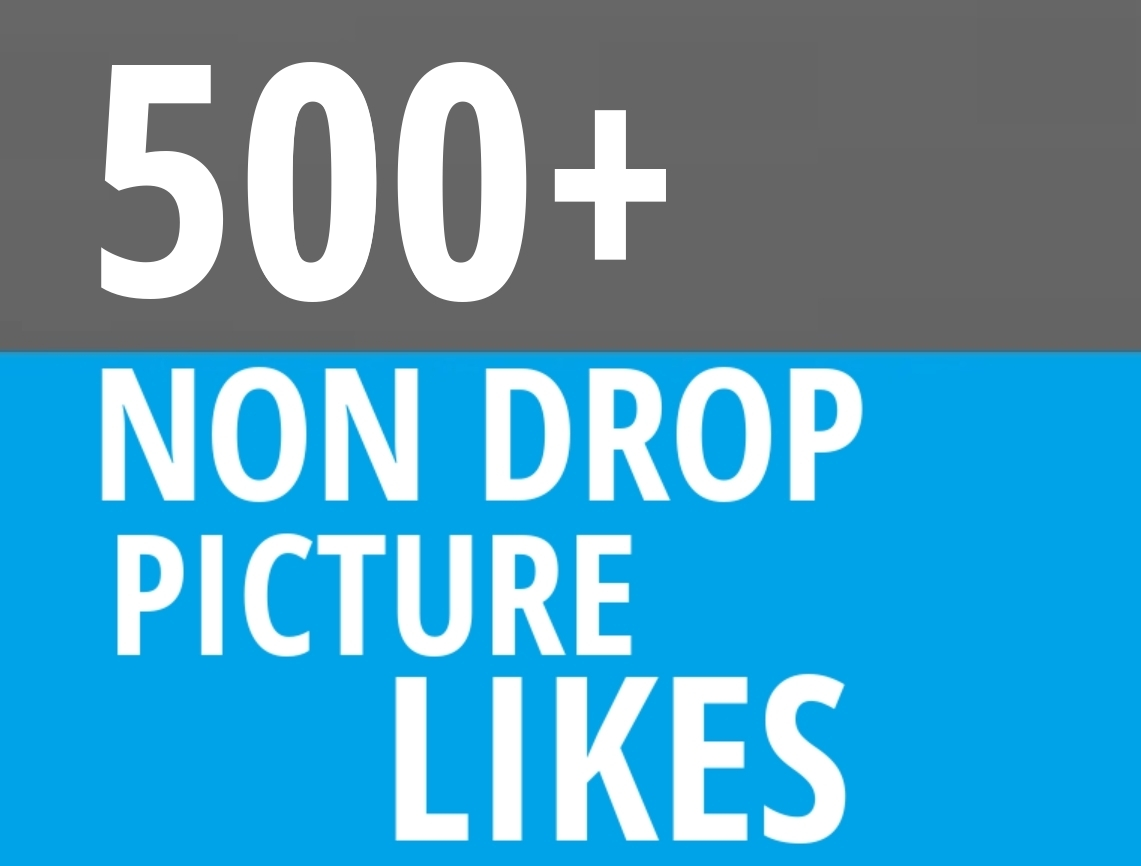 Instant 500+ Picture OR Video Promotion with Organic Method