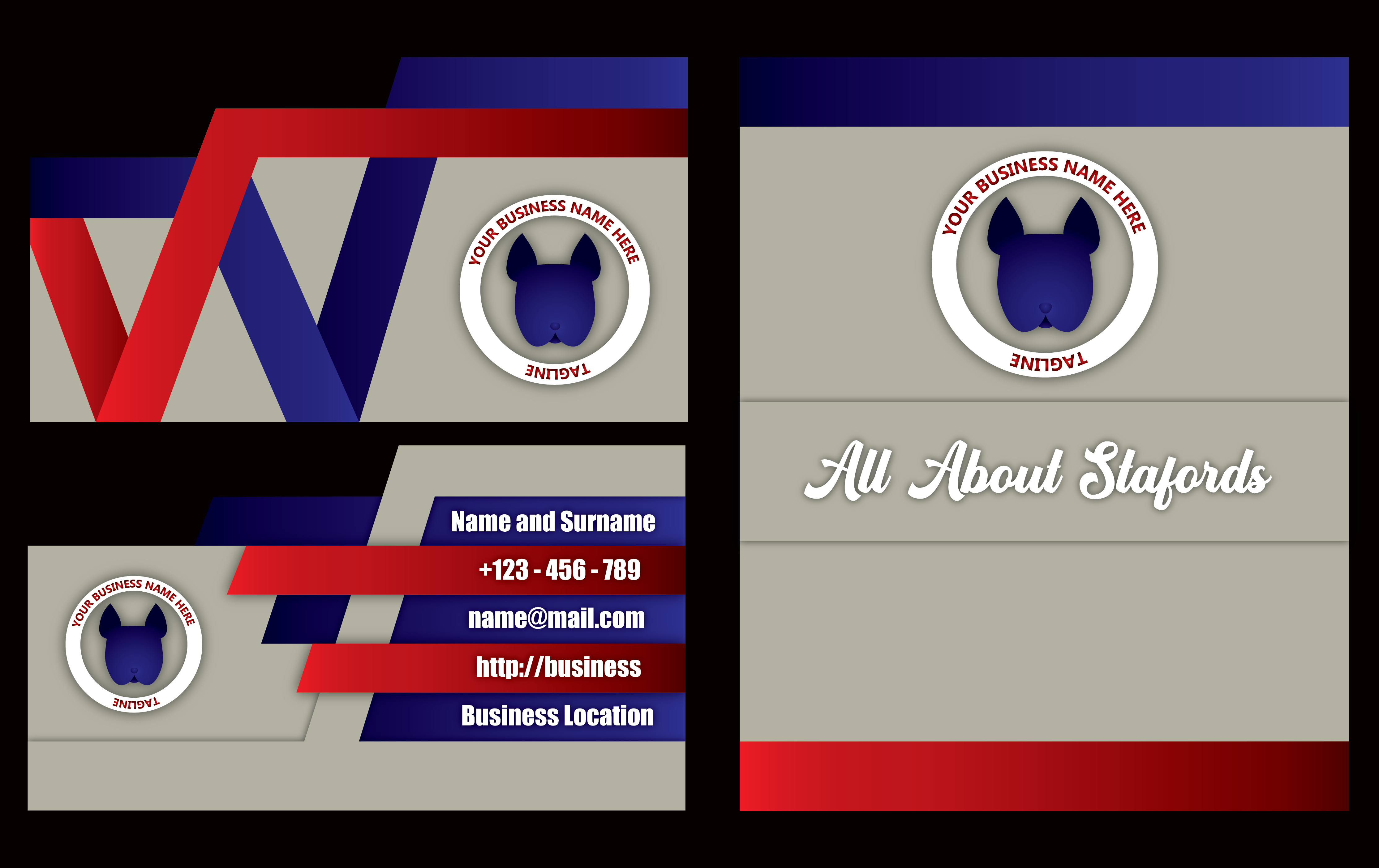 I will design business card + flyer design with unlimited revisions